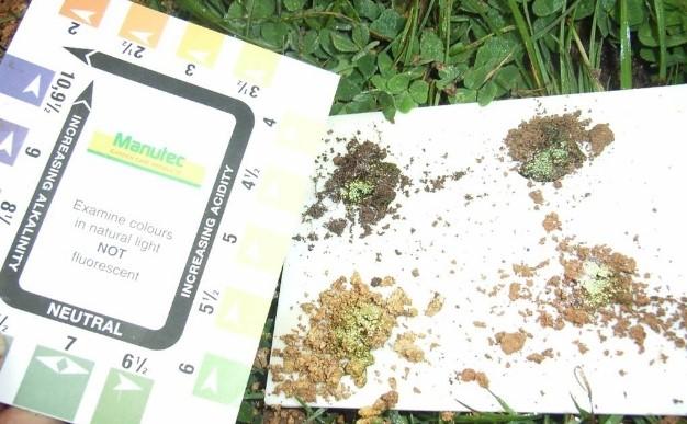 TAFCO Rapidfert - soil testing